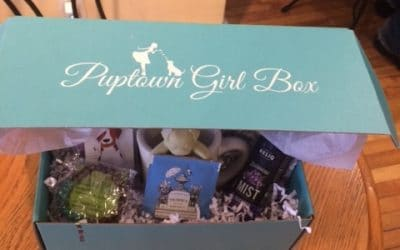Thank you Puptown Girl Box