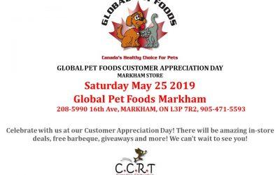 May 25, 2019 Global Pets, Markham