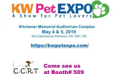 KW Pet Expo May 4 & 5